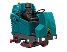 e110 Scrubber Dryer
