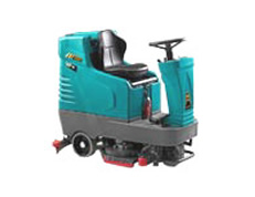 Eureka E75 Ride On Scrubber Dryer