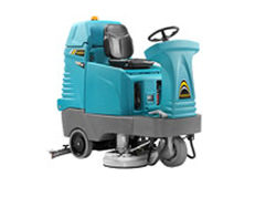 E85 Ride On Scrubber Dryer