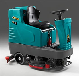 E75B Scrubber Dryer